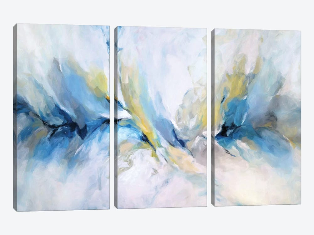 Fairy by Radiana Christova 3-piece Canvas Artwork