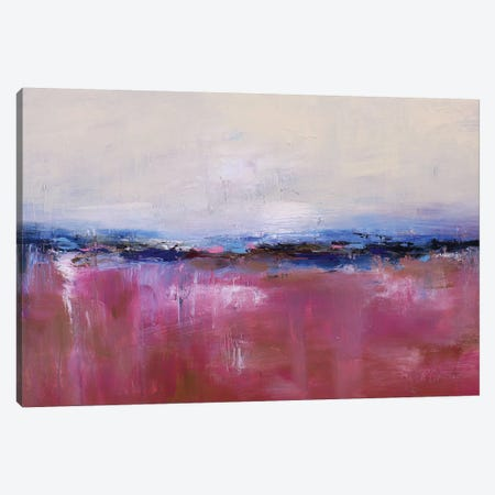 Abstract Landscape XX Canvas Print #DZH11} by Radiana Christova Art Print