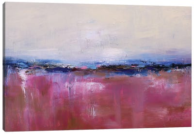 Abstract Landscape XX Canvas Art Print
