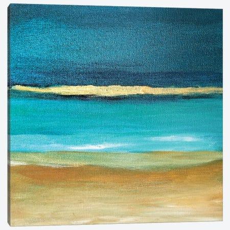 Abstract Landscape XV Canvas Print #DZH127} by Radiana Christova Canvas Art Print