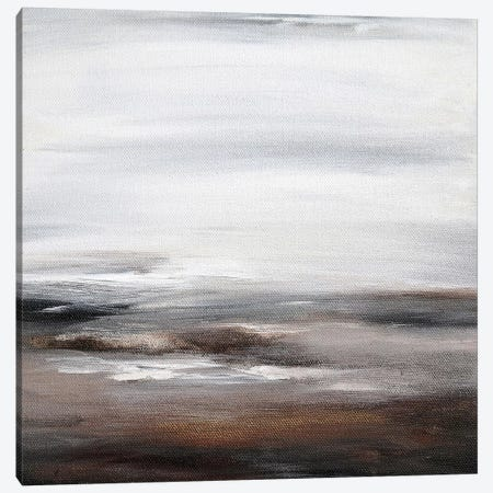 Abstract Landscape XVI Canvas Print #DZH128} by Radiana Christova Canvas Art