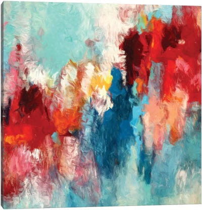 Abstraction II Canvas Art Print