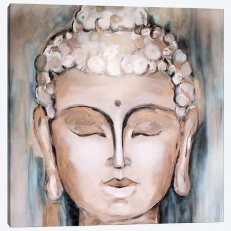 Buddha 3-Piece Canvas #DZH137} by Radiana Christova Canvas Wall Art
