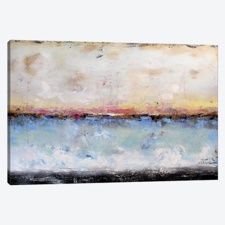 Abstract Seascape VII Canvas Print #DZH13} by Radiana Christova Canvas Print