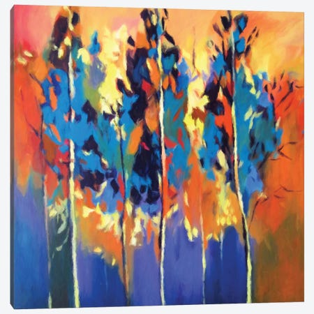 Fall Canvas Print #DZH142} by Radiana Christova Canvas Artwork