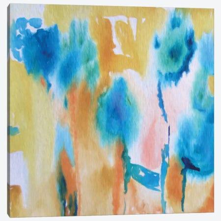Summertime Canvas Print #DZH143} by Radiana Christova Canvas Artwork