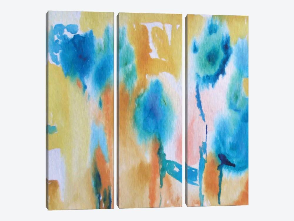 Summertime by Radiana Christova 3-piece Canvas Wall Art