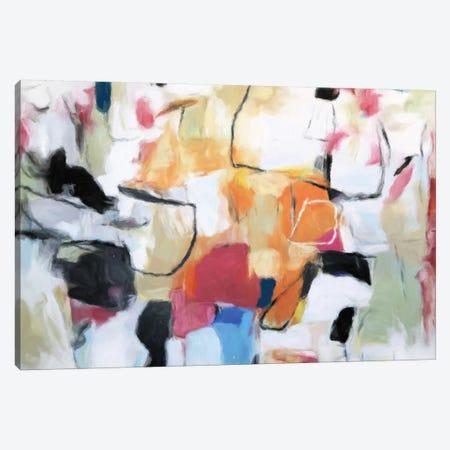 Alegra I Canvas Print #DZH145} by Radiana Christova Canvas Print