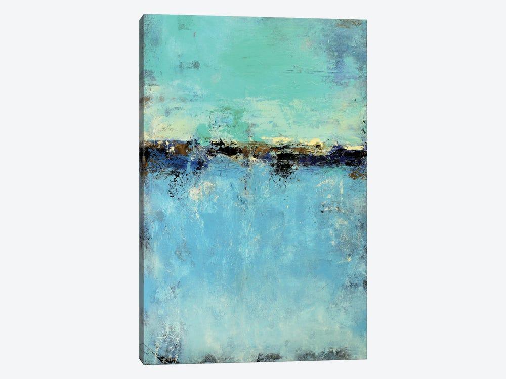 Abstract Seascape IX by Radiana Christova 1-piece Canvas Art