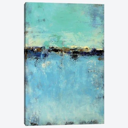 Abstract Seascape IX Canvas Print #DZH14} by Radiana Christova Canvas Art