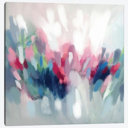 Abstract XXVIII Canvas Print #DZH154} by Radiana Christova Canvas Artwork