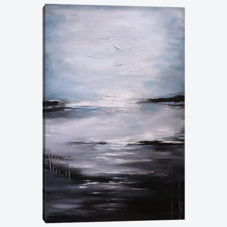 Abstract Seascape XI Canvas Print #DZH16} by Radiana Christova Canvas Artwork