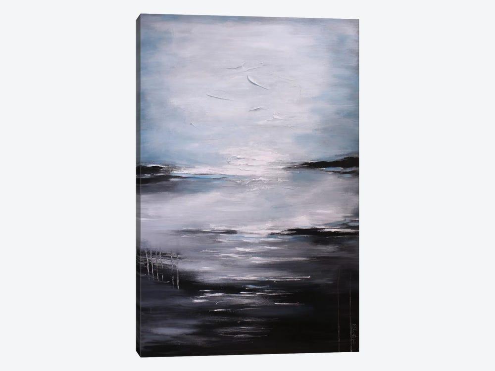 Abstract Seascape XI by Radiana Christova 1-piece Canvas Art