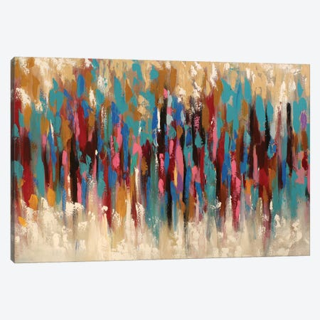Colorful Composition Canvas Print #DZH25} by Radiana Christova Canvas Print