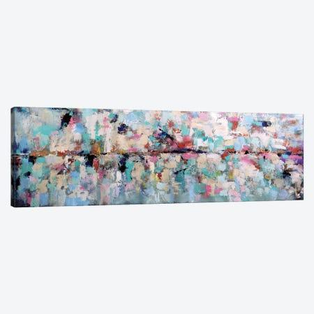 Colorful Dream Canvas Print #DZH26} by Radiana Christova Art Print