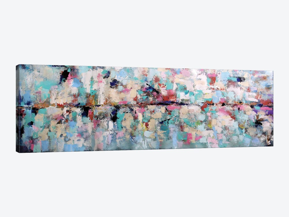 Colorful Dream by Radiana Christova 1-piece Canvas Print