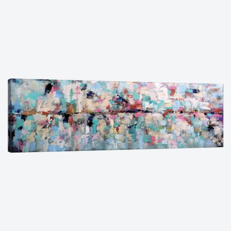 Colorful Dream Canvas Print #DZH26} by Radiana Christova Art Print