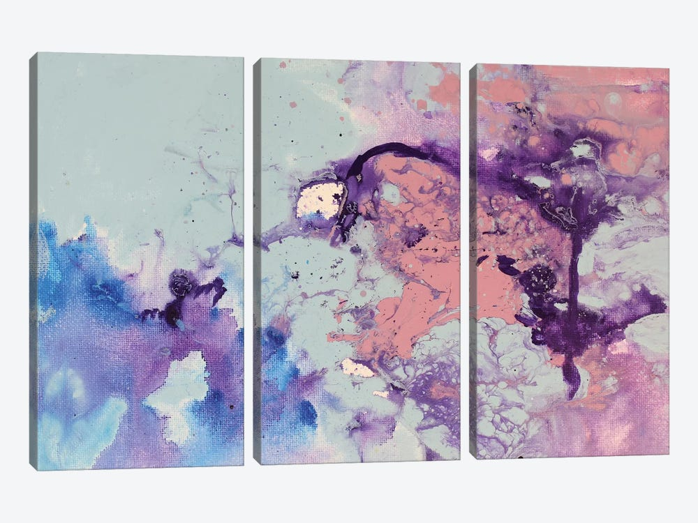 Creation by Radiana Christova 3-piece Canvas Art