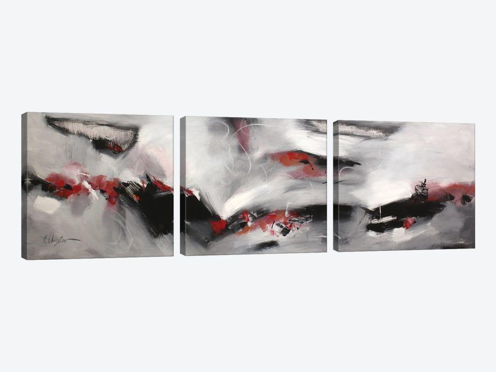 Emotions by Radiana Christova 3-piece Canvas Art