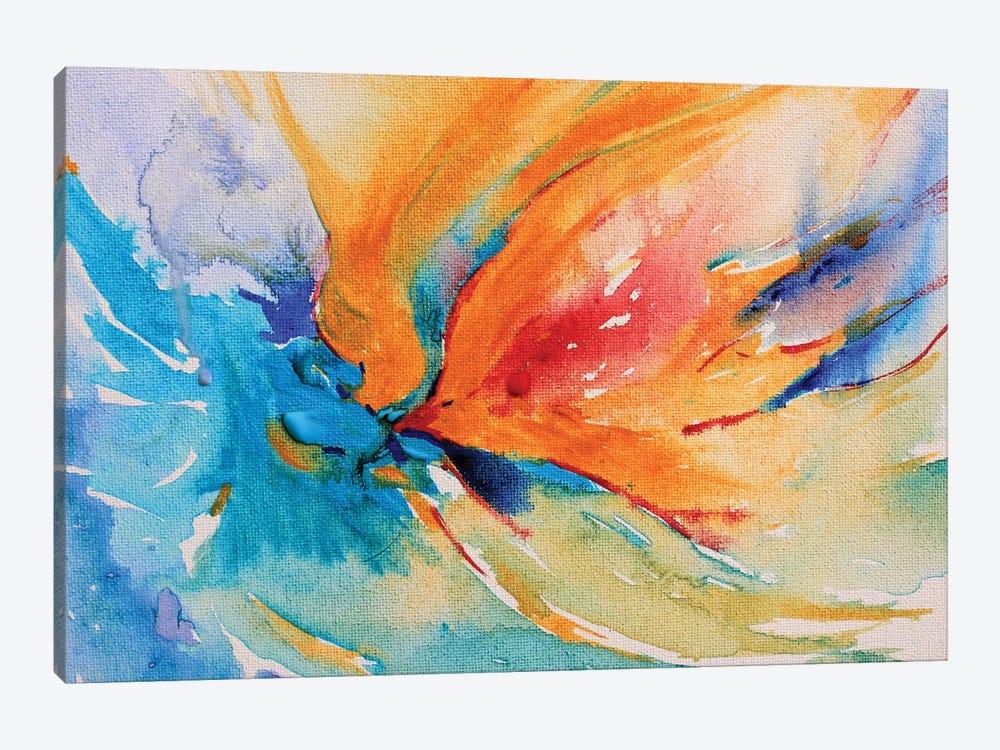 Happiness by Radiana Christova 1-piece Art Print