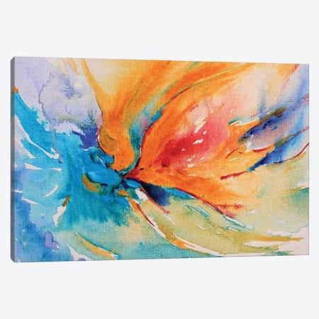 Happiness Canvas Print #DZH31} by Radiana Christova Canvas Art Print