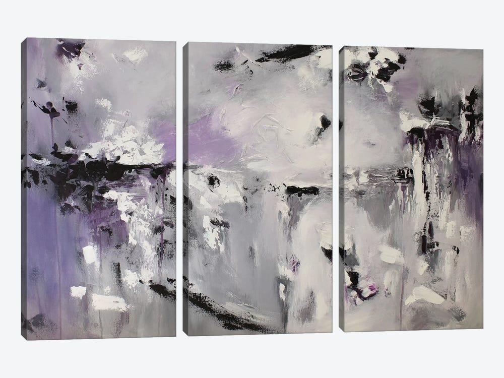 Harmonious Sounds by Radiana Christova 3-piece Canvas Print