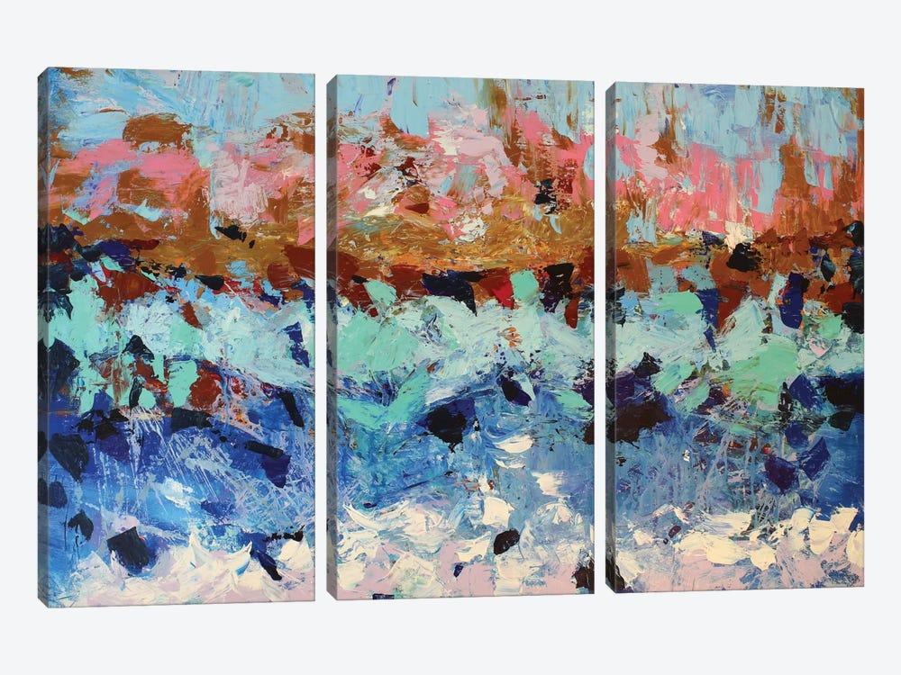 Harmony by Radiana Christova 3-piece Canvas Wall Art