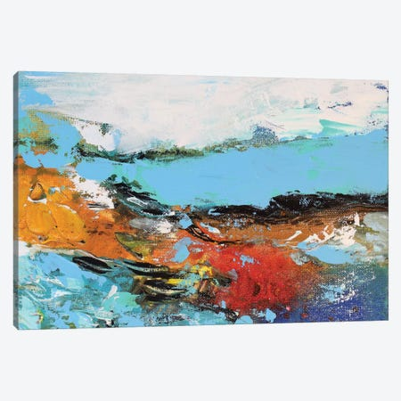 Lakeview Canvas Print #DZH38} by Radiana Christova Canvas Art Print