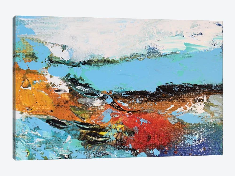 Lakeview by Radiana Christova 1-piece Canvas Art