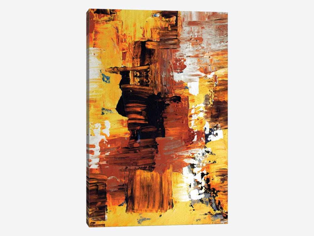 Light 1-piece Canvas Art Print