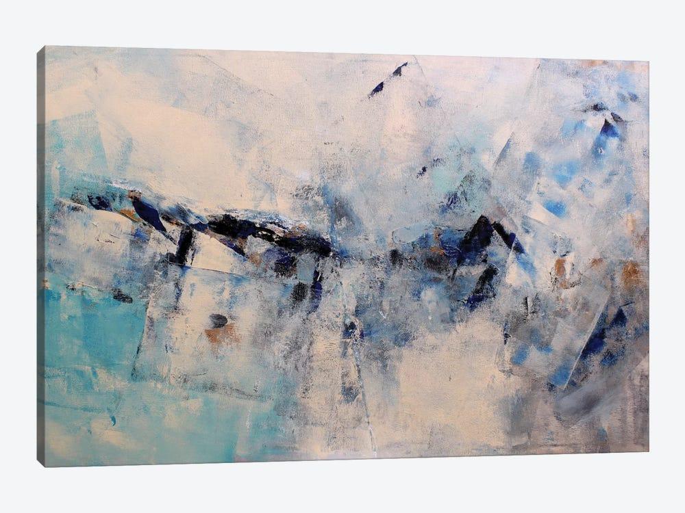 Melody I by Radiana Christova 1-piece Canvas Print