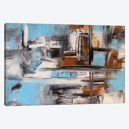 On The Lake Canvas Print #DZH45} by Radiana Christova Canvas Print