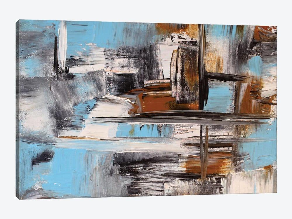 On The Lake by Radiana Christova 1-piece Canvas Art