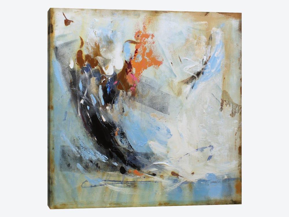 Passion I by Radiana Christova 1-piece Canvas Print
