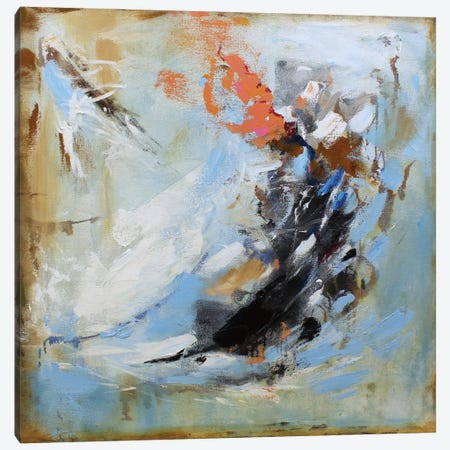Passion II Canvas Print #DZH47} by Radiana Christova Art Print