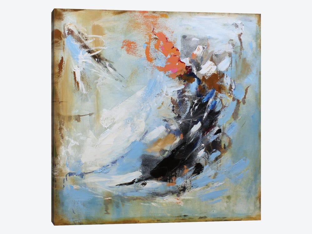 Passion II by Radiana Christova 1-piece Canvas Wall Art
