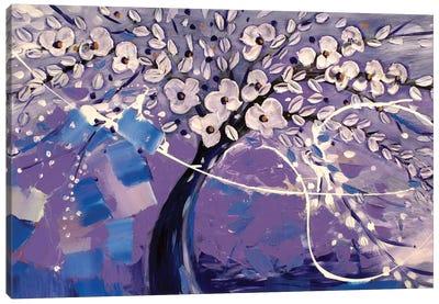 Purple Dream Canvas Print #DZH48