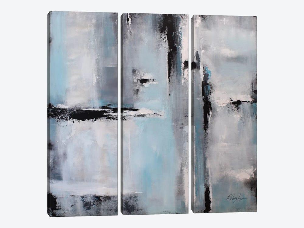 Rain by Radiana Christova 3-piece Canvas Wall Art