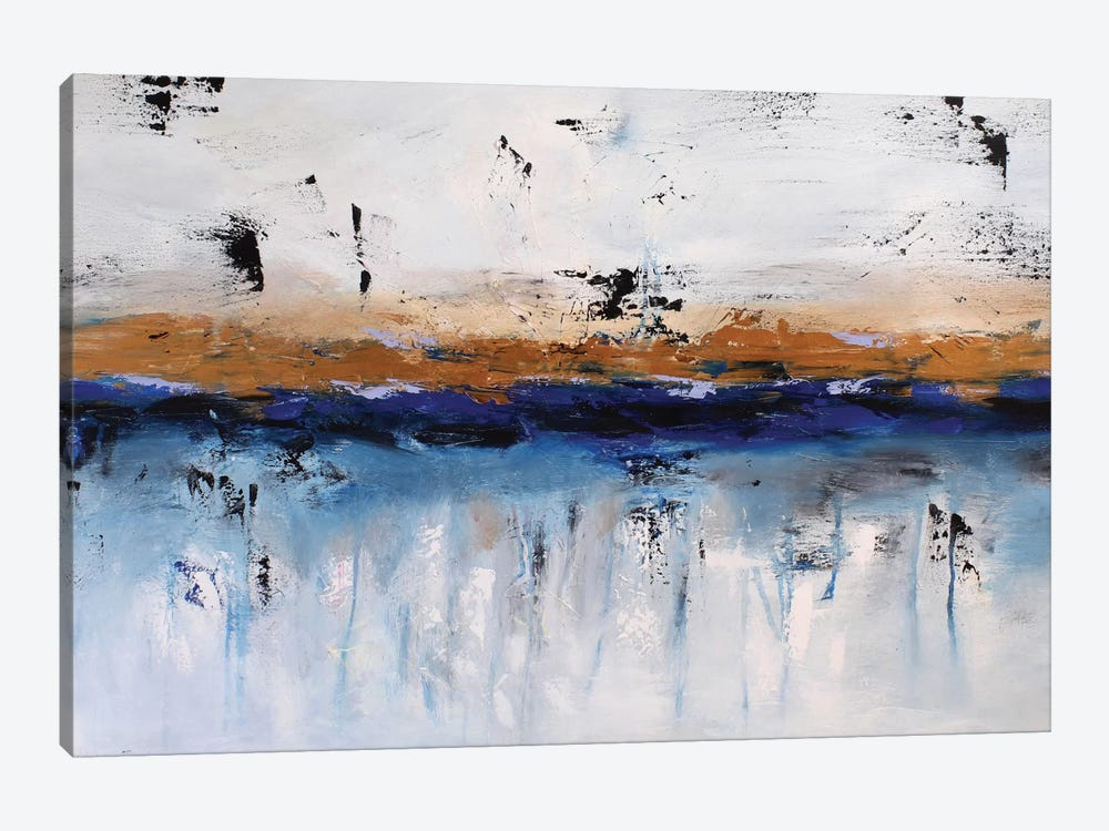 Rainy Day by Radiana Christova 1-piece Canvas Wall Art