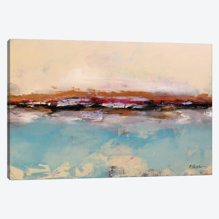 Seascape Canvas Print #DZH54} by Radiana Christova Canvas Artwork