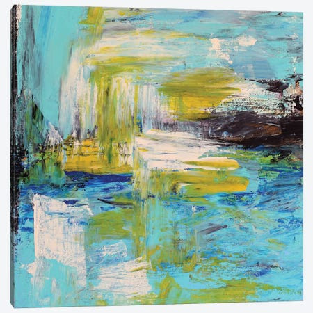 Summer Afternoon Canvas Print #DZH55} by Radiana Christova Canvas Art