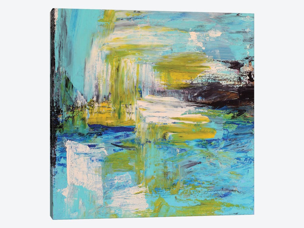 Summer Afternoon by Radiana Christova 1-piece Canvas Art Print