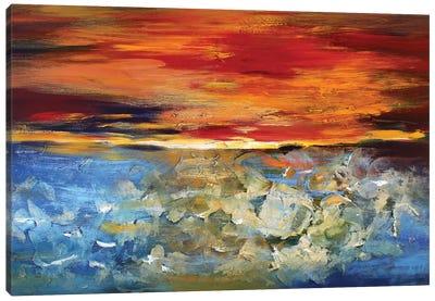Sunset Canvas Print #DZH57