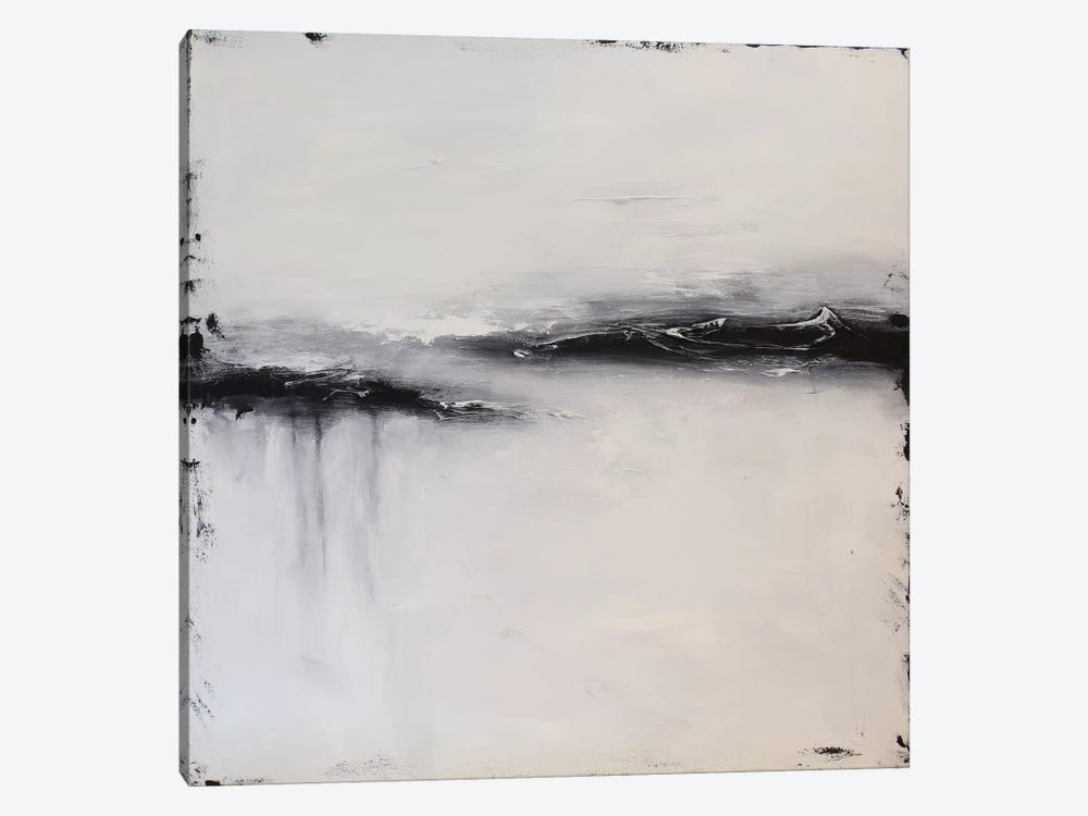 The Lonely Coast by Radiana Christova 1-piece Canvas Wall Art