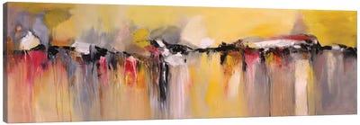 Warm Rain Canvas Art Print