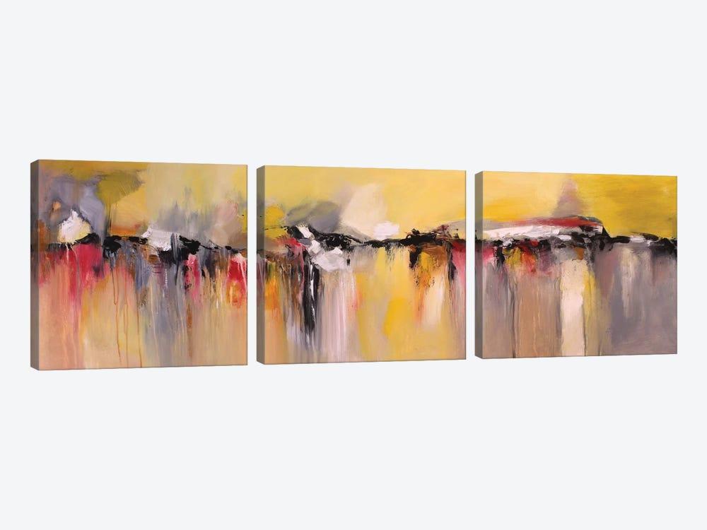 Warm Rain by Radiana Christova 3-piece Art Print