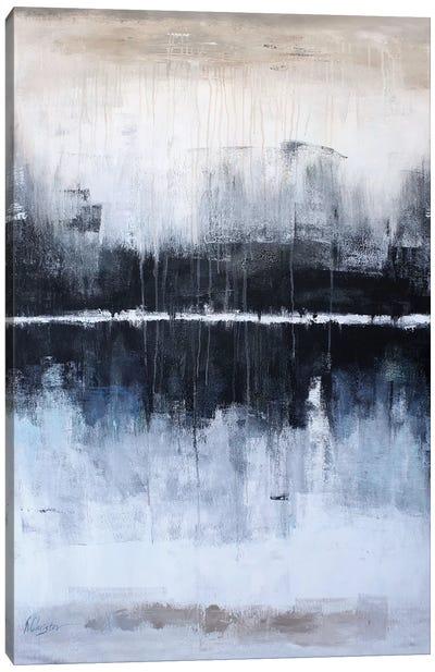 Horizon II Canvas Art Print