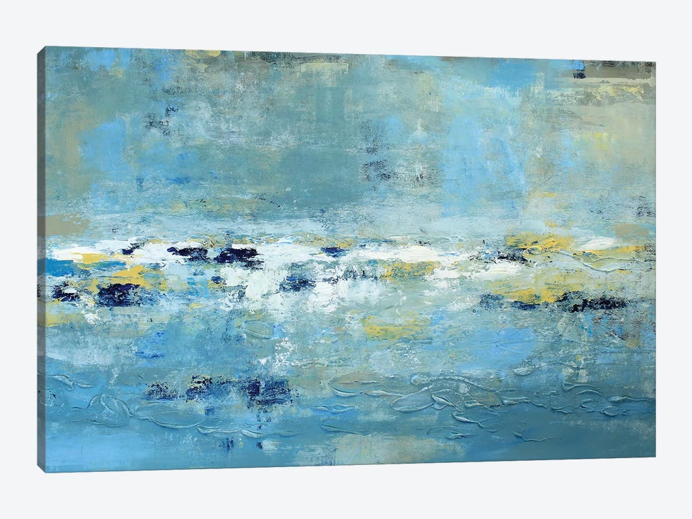 The Smell Of The Ocean by Radiana Christova 1-piece Art Print