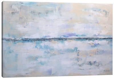 Abstract Seascape XXII Canvas Art Print