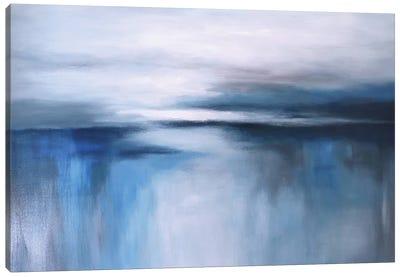Abstract Seascape XXIV Canvas Art Print